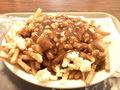 Grosse poutine extra fromage - La Gauloise