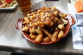 Poutine (with beef) - Casey s Grill House
