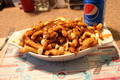 Poutine r�guli�re (grosse) - Cantine D Amours
