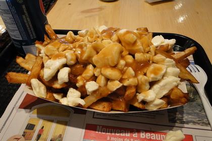 Poutine - Snack Bar Saint-Jean (Québec) - MaPoutine.ca