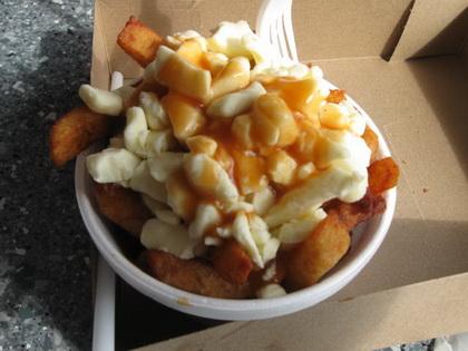 Poutine sauce BBQ - Casse-Croûte HP (Saint-Boniface) - MaPoutine.ca