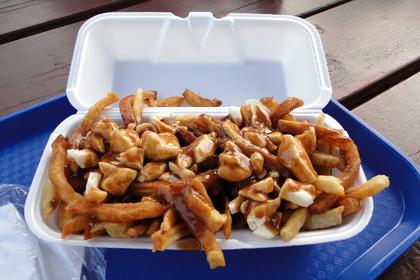 Poutine sauce BBQ - Casse-Croûte Route 66 (Québec Vanier) - MaPoutine.ca