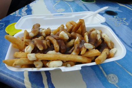 Poutine - Fat Bellies Deli (Old Orchard Beach) - MaPoutine.ca