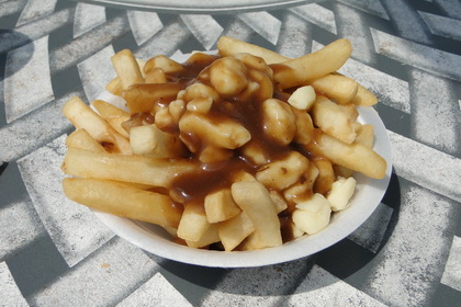 Poutine - Seaside Grill (Old Orchard Beach) - MaPoutine.ca