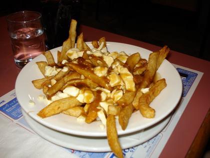 Poutine - Café aux Délices (Matane) - MaPoutine.ca