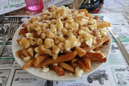 Poutine - Casse-Croûte Chez Chrystianne (Saint-Patrice-de-Beaurivage) - MaPoutine.ca