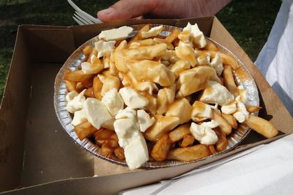 Poutine ordinaire - Festival de la Poutine 2011 - Fromagerie Lemaire (Drummondville) - MaPoutine.ca