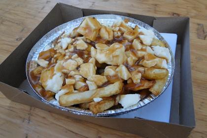Poutine sauce ordinaire - Festival de la Poutine 2011 - Monsieur Poutine (Drummondville) - MaPoutine.ca