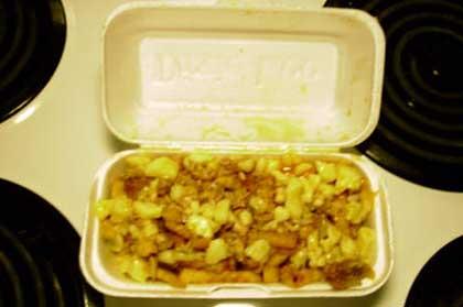 Poutine au poulet - Dixie Lee (Tracadie-Sheila) - MaPoutine.ca