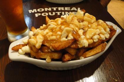 Poutine régulière - Montreal Poutine (Montréal) - MaPoutine.ca