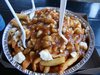 Poutine - Leduc Snack Bar (Hawkesbury) - MaPoutine.ca