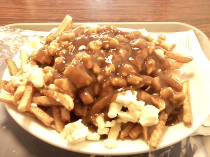 Poutine extra fromage - La Gauloise (Ville-Marie) - MaPoutine.ca