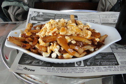 Poutine BBQ - Le Snack Resto (Québec) - MaPoutine.ca