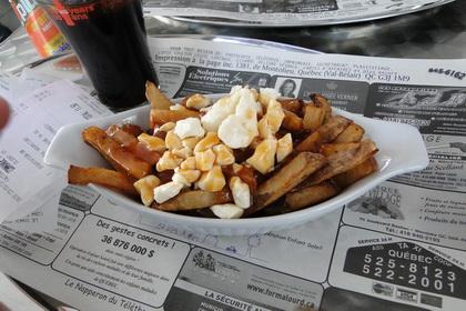 Poutine piquante - Le Snack Resto (Québec) - MaPoutine.ca