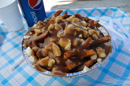 Poutine - Cantine Marilou (East-Broughton) - MaPoutine.ca