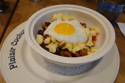 Poutine déjeuner - Cochon Dingue (René-Lévesque) (Québec) - MaPoutine.ca