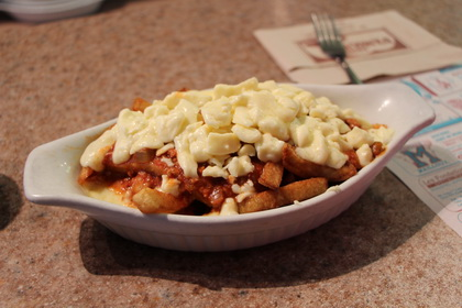 Poutine italienne - Cantine D