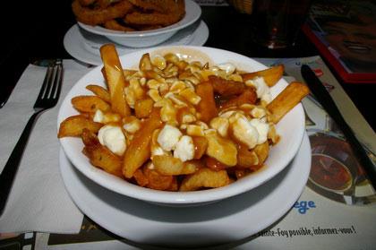 Poutine - Flash Café (Québec Sainte-Foy) - MaPoutine.ca