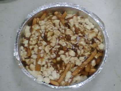 Poutine traditionnelle - Pizza Wow (Beauceville) - MaPoutine.ca