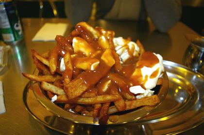 Poutine régulière - Resto Chef Café (Wendake) - MaPoutine.ca
