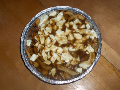 Poutine - Med
