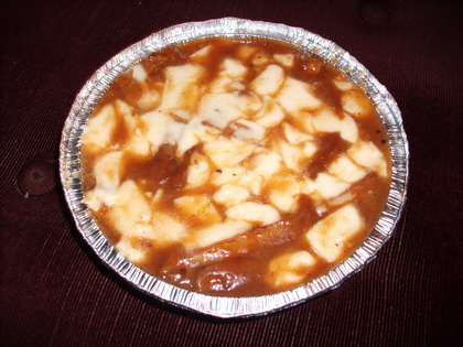 Poutine régulière extra sauce - La Frite Dorée (Montréal) - MaPoutine.ca