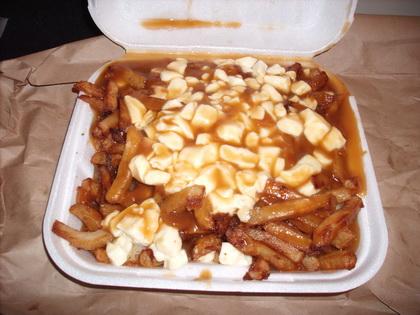 Poutine extra sauce - La Banquise (Montréal) - MaPoutine.ca
