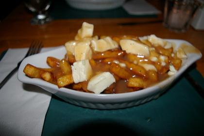 Poutine sauce Bourgade - Fromagerie La Bourgade (Thetford Mines) - MaPoutine.ca