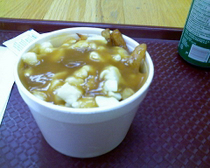 Poutine - Restaurant Mamy (Saguenay Chicoutimi) - MaPoutine.ca