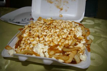 Poutine - Casse-Croute Chez Naly (Saint-Bernard) - MaPoutine.ca
