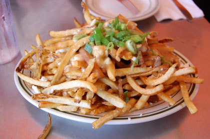Poutine - All Star Sandwich Bar (Cambridge) - MaPoutine.ca
