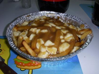 Poutine - Jumelles Pizza 2003 (Québec Sainte-Foy) - MaPoutine.ca