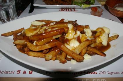 Poutine - Turf Pub (Québec) - MaPoutine.ca