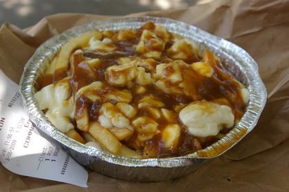 Poutine sauce brune - Rôtisserie Fusée (Québec) - MaPoutine.ca