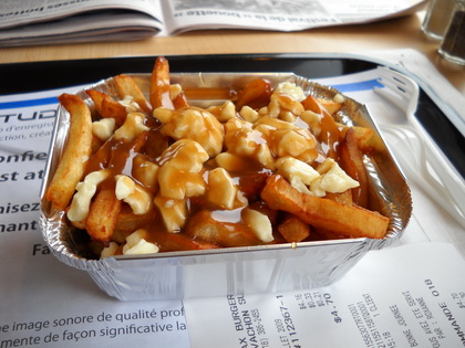 Poutine - Max Burger (Sainte-Marie) - MaPoutine.ca