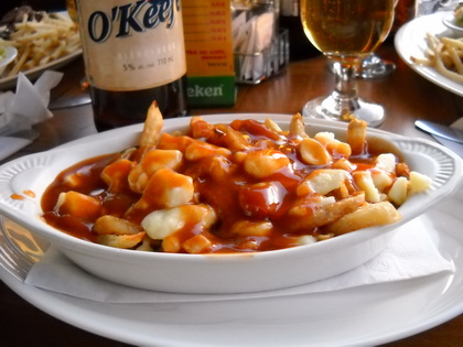 Poutine sauce BBQ - Le Stade (Saguenay Chicoutimi) - MaPoutine.ca
