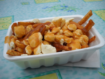 Poutine - Fromagerie Boivin (Cantine promotionnelle) (Saguenay La Baie) - MaPoutine.ca