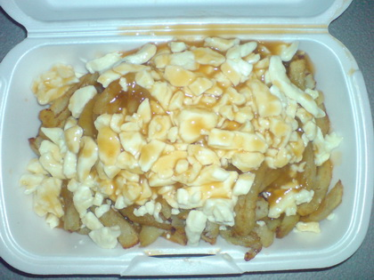Poutine extra fromage - Paul Patates (Montréal) - MaPoutine.ca