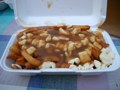 Poutine - Betty Lunch (Thetford Mines) - MaPoutine.ca