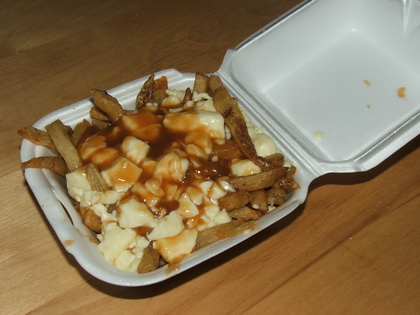 Poutine - La Capitale du Hot Dog (Québec Beauport) - MaPoutine.ca