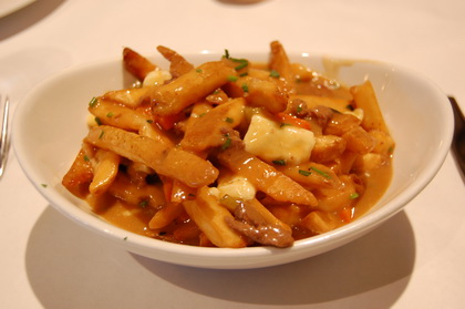 House poutine - The Gage (Chicago) - MaPoutine.ca