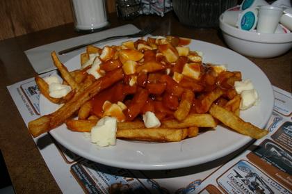 Poutine BBQ - Chez Gérard (Saint-Georges) - MaPoutine.ca