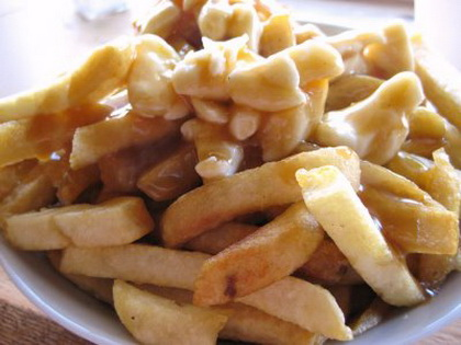 Classic Poutine - Belgian Fries (Vancouver) - MaPoutine.ca