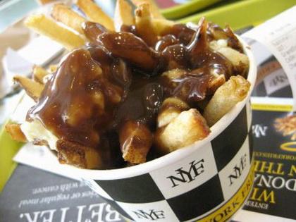 Poutine - New York Fries (Burnaby) - MaPoutine.ca
