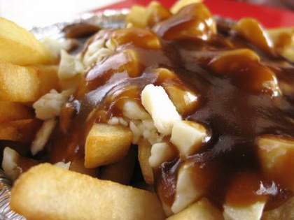 Poutine classic - Zogs Dogs (Whistler) - MaPoutine.ca