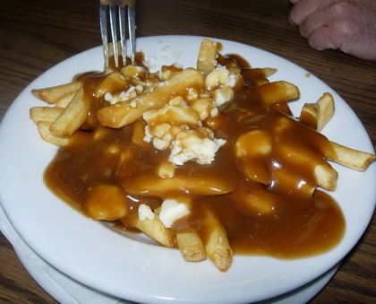 Poutine - Fifth Wheel Truck Stop (Cornwall) - MaPoutine.ca