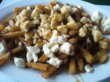 Poutine - Louis Luncheonette (Sherbrooke) - MaPoutine.ca