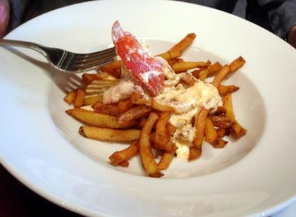 Lobster Poutine - Petit Bill