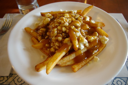 Poutine - Resto La Bonne Bouffe (Tring-Jonction) - MaPoutine.ca