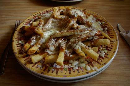Poutine - Mr Pizza (Gorham) - MaPoutine.ca